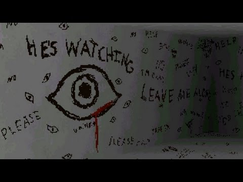 I SEE YOU - Full Playthrough - Indie Horror Game