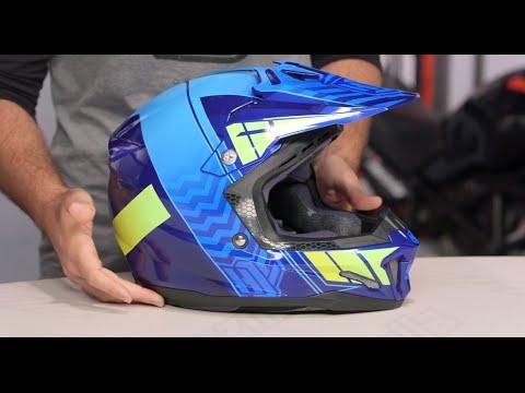 HJC CL-X7 Cross-Up Helmet Review at RevZilla.com