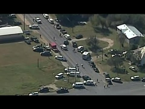 Officials update on Sutherland Springs church shooting