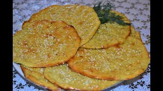 Финские картофельные лепешки.Очень вкусные.