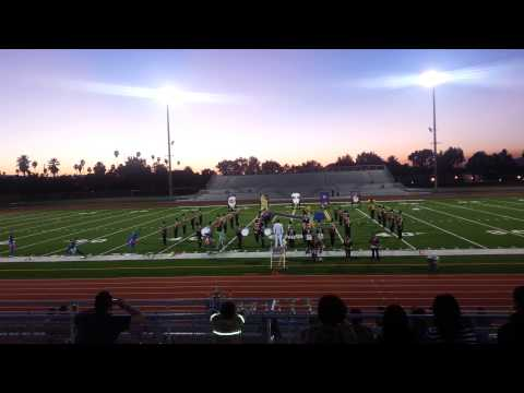 Elsinore High School Marching Band
