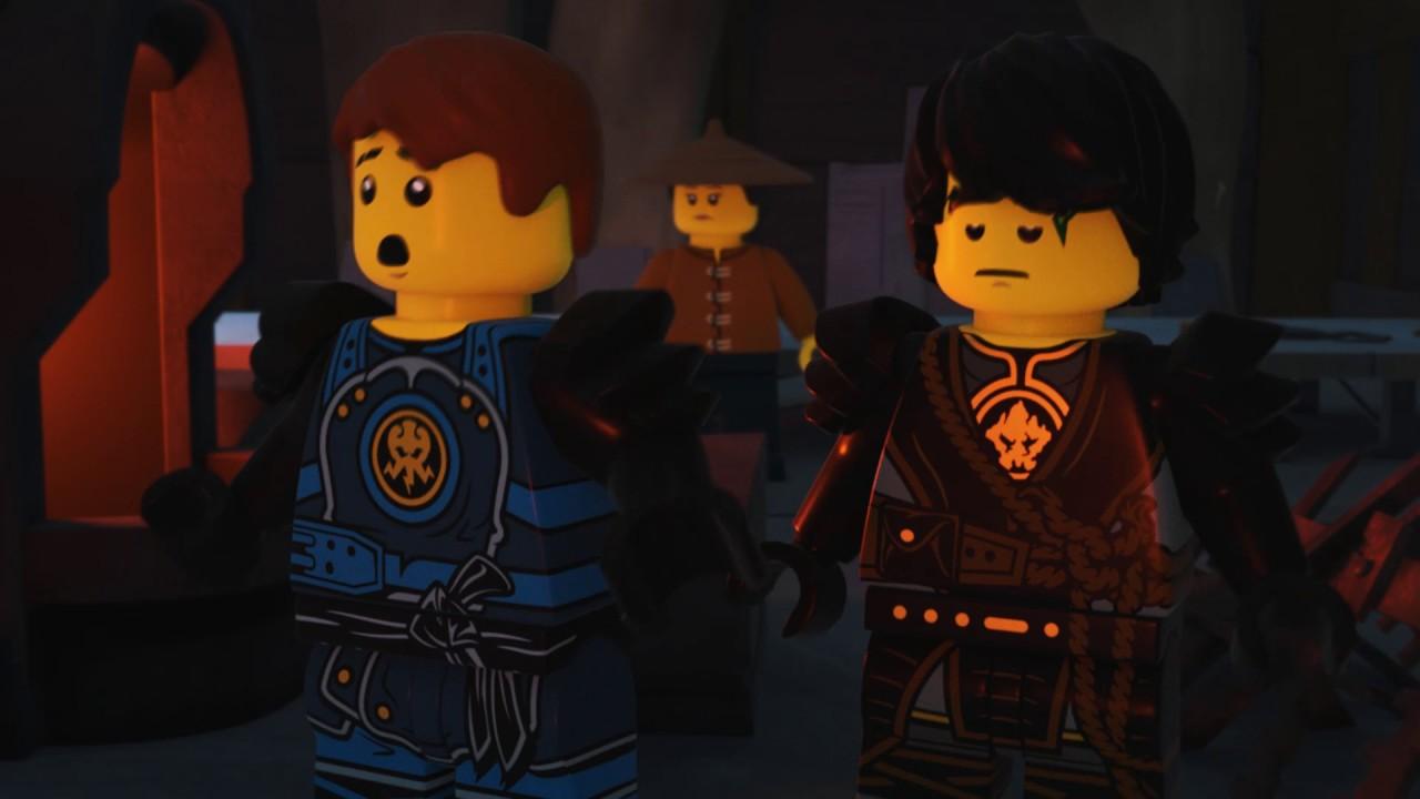 De pauzeknop lego ninjago seizoen 7 episode 8 youtube - Lego ninjago saison 7 ...