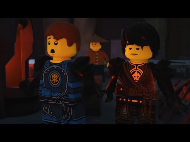 De pauzeknop - LEGO Ninjago - Seizoen 7 episode 8