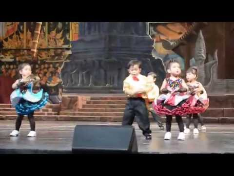 [jomsang7] Kid Dance ออสก้า สยามนิรมิต โรงเรียนโชคชัย 2015