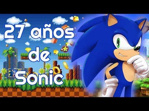 S.E.F Spin-Off - 27 años de Sonic...