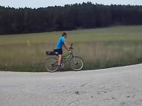 prototyp 2wd e bike pedelec 2x350w allrad bike mit 50 km. Black Bedroom Furniture Sets. Home Design Ideas