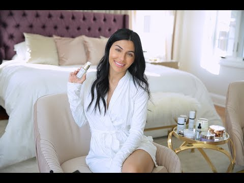 MY CURRENT SKINCARE ROUTINE | Teni Panosian