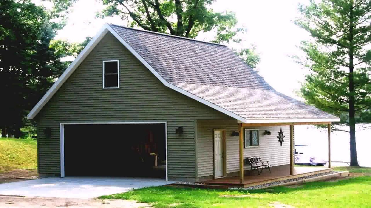 Garage Loft Apartment Designs