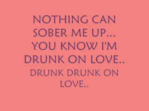 Drunk on love - Rihanna (lyrics)