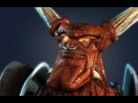 Dungeon Keeper Let's Play Episode 1 - Eversmile and Cosyton