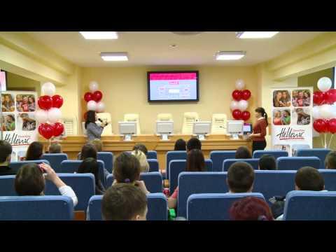 Презентация вакансий от  «Coca-cola Hellenic»