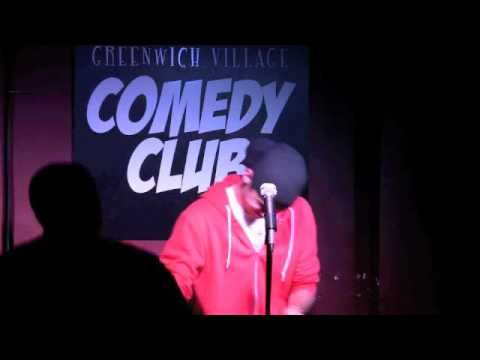 Original at Greenwich Village comedy club