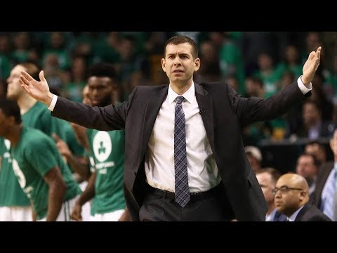 Brad Stevens Completely Snubbed Coach of Year! 2018 Season Awards