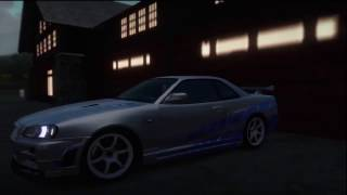 Forza - 2Fast 2Furious Movie (Part 1)