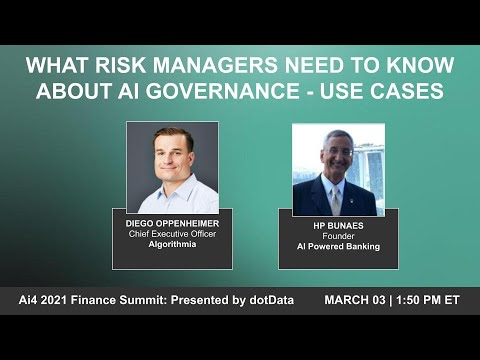 What Risk Managers Need to Know About AI Governance - Use Cases