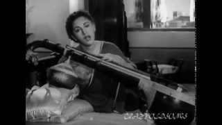 MERI VEENA TUM BIN ROYE - LATA -ASHA -RAJINDER KRISHAN -MADAN MOHAN (DEKH KABIRA ROYA 1957)