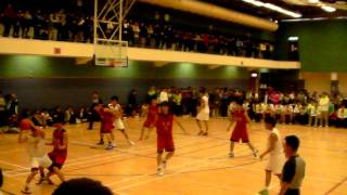 jing ying basketball 2011 final lsc vs beacon 籃球精英賽喇沙vs遵理 2 mp4