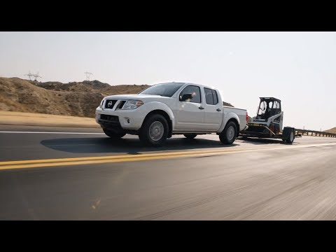2019 Nissan Frontier – Overview