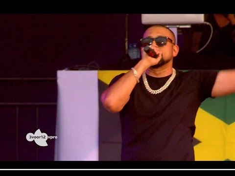 Sean Paul - Pinkpop 2017 (Live Show)