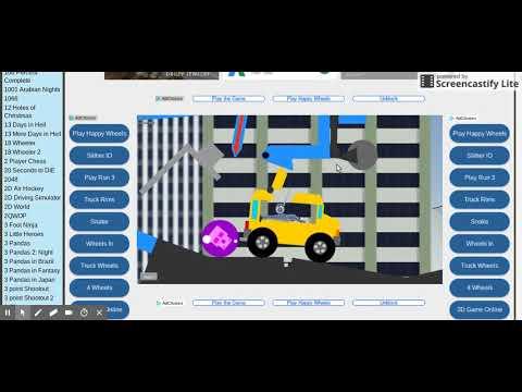 Happy Wheels Unblocked Games 66 at School - YouTube