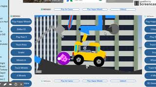 Happy Wheels   Unblocked Games 66 At School