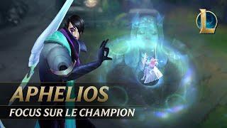 Focus sur Aphelios | Gameplay - League of Legends