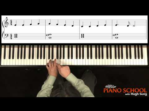 """How to Play """"Ode to Joy"""" on Piano"""