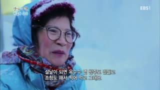 한국기행 - Korea travel_겨울과 산다 1부- 무조건 간다_#002