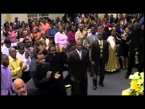 Prophet Brian Carn @ Power Plus 2010 - October 15 - Part Two