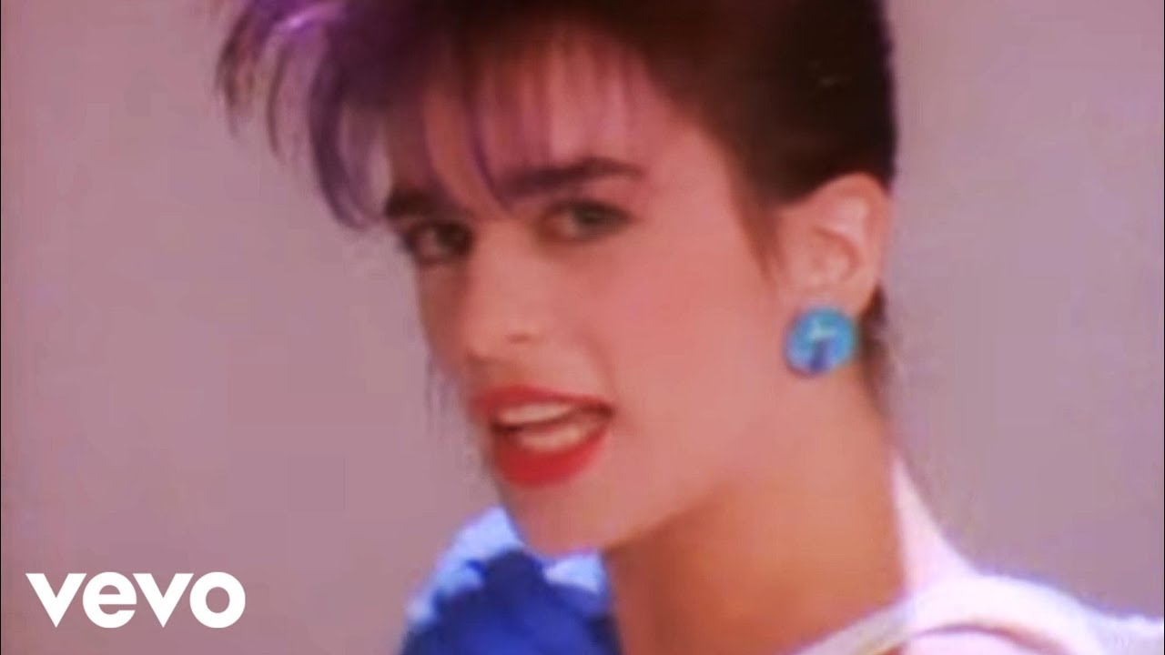 Flashback Video: 'Come Go With Me' by Expose'