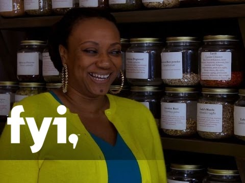 The Feed: Marcus Visits the Apothecary (S1, E4) | FYI