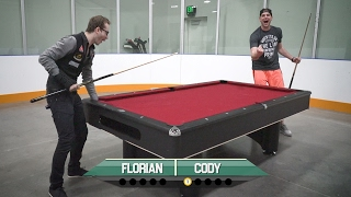 The Most Dangerous Game with Dude Perfect