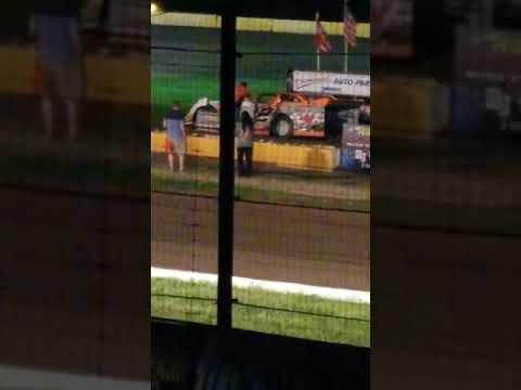 """Chad Becker """"HotShoe"""" Victory Lane 🏆 Casino Speedway"""