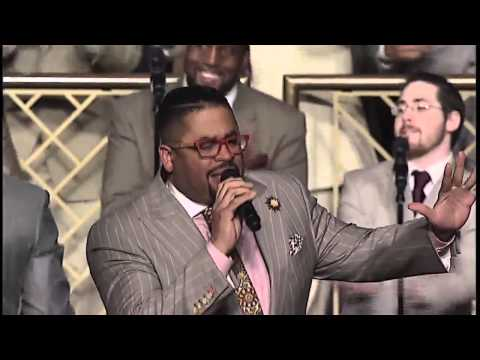 """I Will Bless the Lord"" Byron Cage & Men's Day Choir (12pm)"