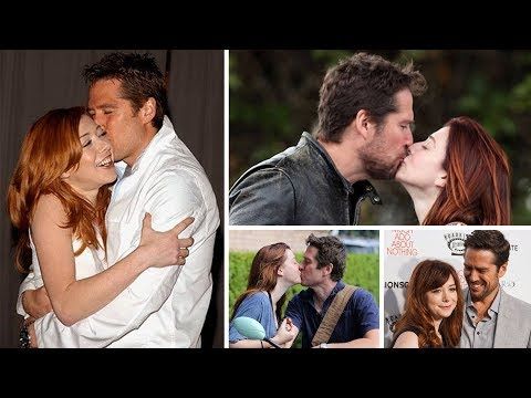 Alyson Hannigan and Alexis Denisof Cute, Romantic and Hottest PDA Moments Of All Time  2018