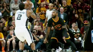 Spurs vs Cavaliers: Best of Phantom | 01.21.17 ABC Saturday