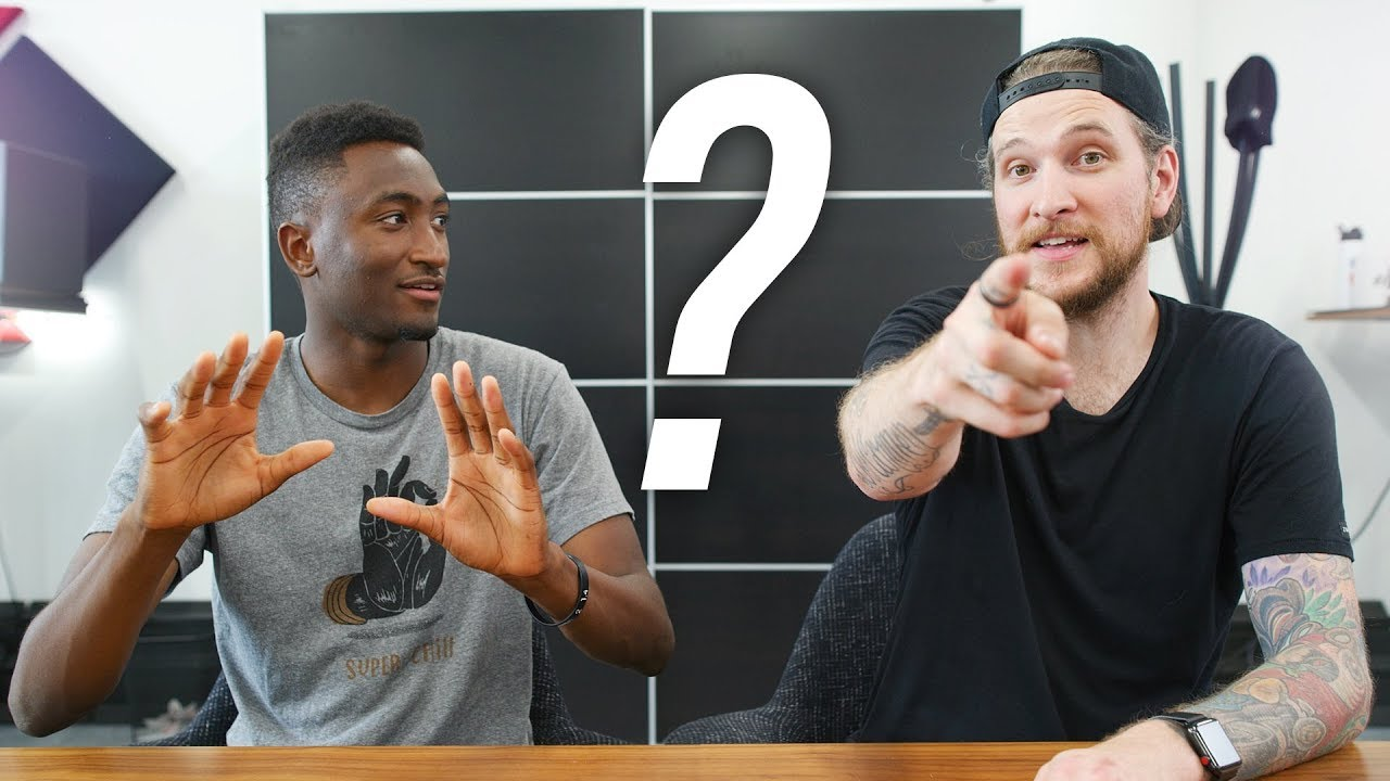 The Dream Camera? Ask MKBHD V28 with Peter McKinnon!