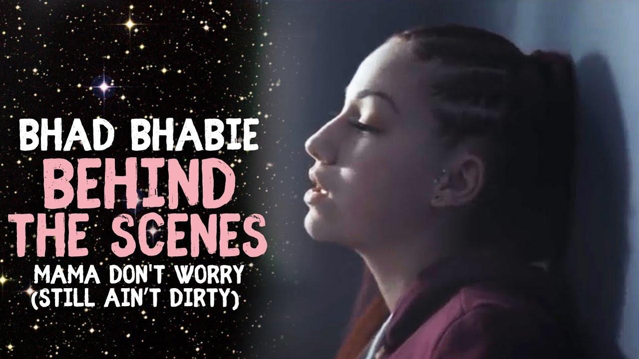 "BHAD BHABIE ""Mama Don't Worry"" BTS Music Video | Danielle Bregoli"