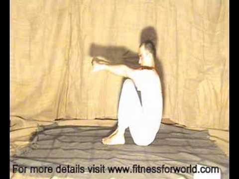 Paripurna navasana yoga asana yoga pose - YouTube