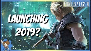 Financial Report Suggests That Final Fantasy VII Remake May Launch In 2019