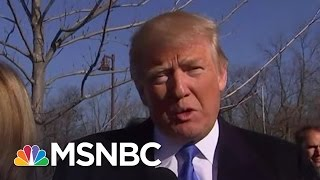 Donald Trump 'Feels Great' Ahead Of Wisconsin Primary (Full Interview) | MSNBC