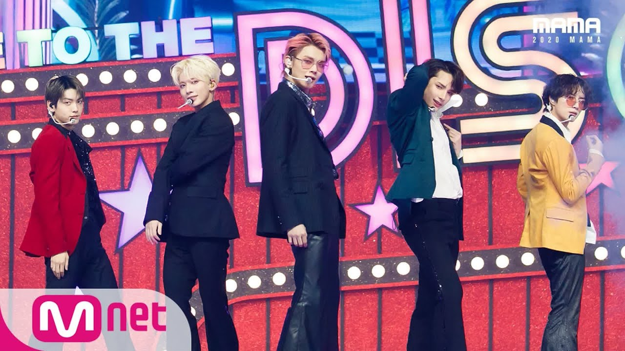 [2020 MAMA] TOMORROW X TOGETHER_Short Hair + She Was Pretty + Dynamite   Mnet 201206 방송