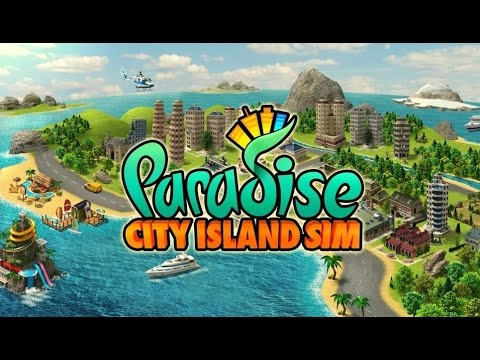 Paradise City Island Sim - Android Gameplay HD - YouTube