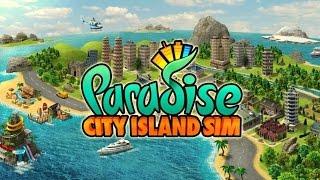 Paradise City Island Sim - Android Gameplay HD
