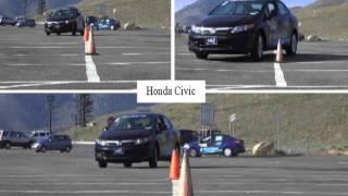 2012 Honda Civic vs. 2012 Ford Focus vs. 2012 Toyota Corolla