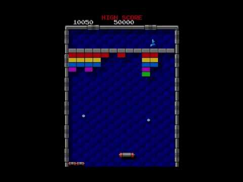 arkanoid 1986
