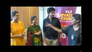 I'm So Cool - Sivakarthikeyan's ultimate fun interview with Suryan FM RJ's