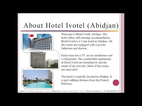 Hotel Ivotel Abidjan - RoomsXpert.com