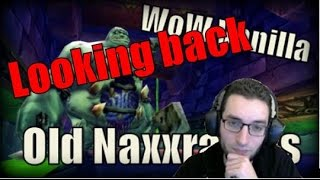 Revisiting My Video: Was Old Naxxramas Really That Hard?