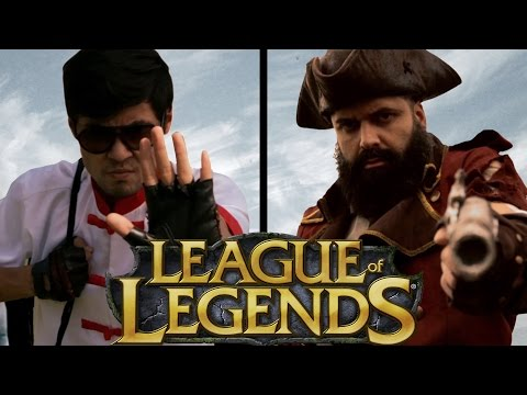Lee Sin vs GP (Live Action Short Film) - League of Legends